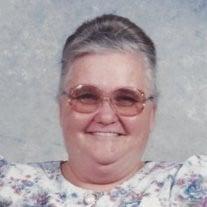 Opal Mae Pendergrass