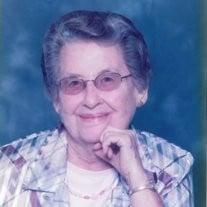 """Mrs. Eleanor """"Ellie"""" Hulton"""