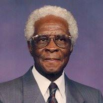 Rev. Aaron J. Jones