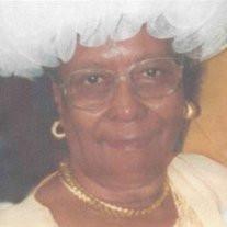 Mrs. Mary Battle