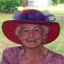 Edith Hixson Bean