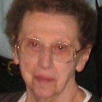 Sylvia Mildred Schroeder