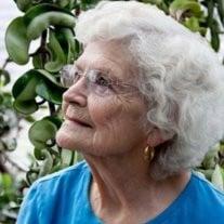 Patsy Ruth Vanhoose