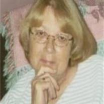 Shirley Faye (Roebuck) Coggins