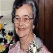 Beatrice Jenkins Bentley