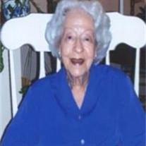 Mildred D. Shelton Argo