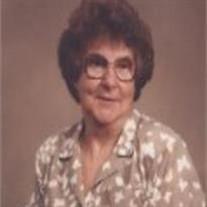 Mattie Mae Cannon Eidson