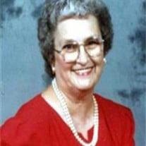 Mary Maddox Parks