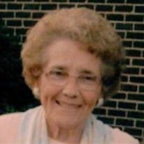 Ms. Clara Mae Brock