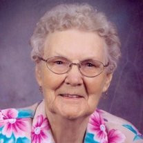 Mrs. Edna May Norman