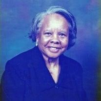 Betty Hendricks Bazemore