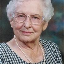 Frances Burks