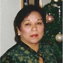 Evangelina Moates