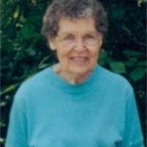 Mamie Rhoden