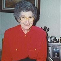 Mildred Keedy