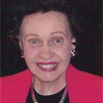 Mary McAlister