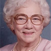 Mabel Hendricks