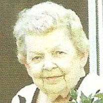Mrs Jean Brophy