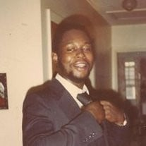 Mr. Willie  James Jackson Sr.