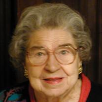 Mary Elizabeth Douglas