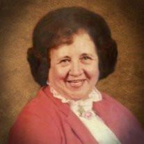 Mrs. Rissie Pauline Brewer Royal
