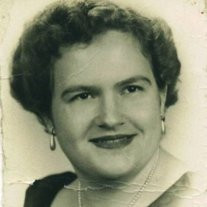 "Gertrude ""Trudy"" Mae Bauer"
