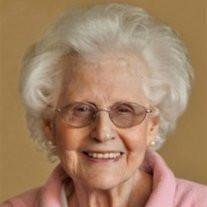 Edith Martha Gunrud Johnson