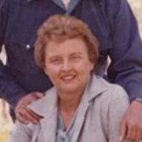 Mrs Barbara Jean Goehry