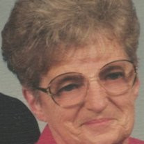 Josie Olive Anderson