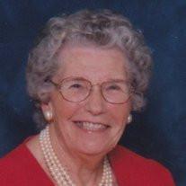 Mrs. Corrie Fulmer Hood
