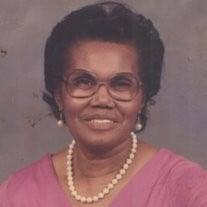 Mrs. Irene Henderson Bailey