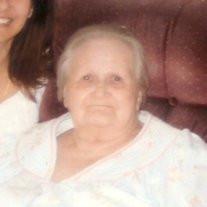 Evelyn Frances Bush