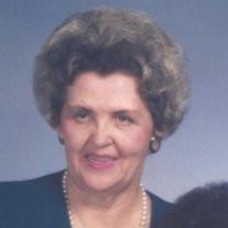 Alma June McLean