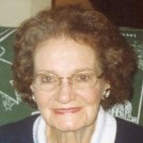 Clara B  Densmore Obituary - Visitation & Funeral Information