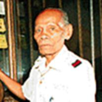 Teodoro M. Alvarado