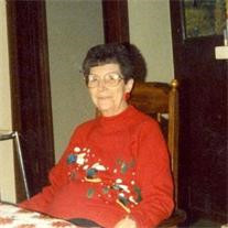 Gladys M. Turner