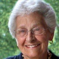 Nancy Helen McClure