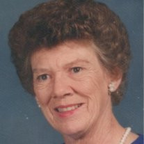 Mrs. Peggy Brasil Peach