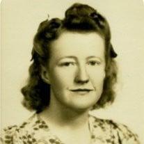 Martha Jane Wilkerson, Savannah, TN