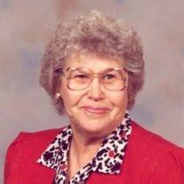 Mrs. Willie Rebecca Pool Goodrich