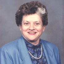 "Marjorie ""Marge"" B. Matthews"