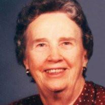 Mary Matilda Hafen Brady
