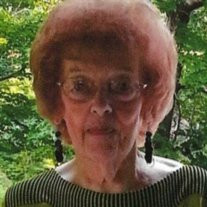 Mrs. Ruth M. Frank