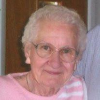Thelma Gladys Black