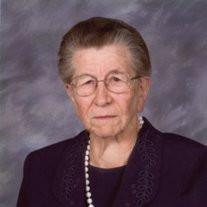 Mrs. Mae Belle Buck Boenker