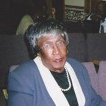 Mrs Evora Hall