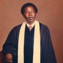 Rev.  Eugene Owens Sr.