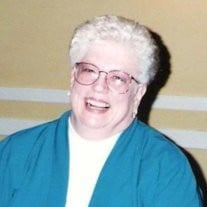 Mrs. Mary Nell Varenhorst (Rath)