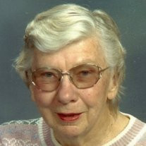 Evelyn Lee Venstrom Preston