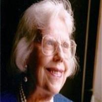 Isabel R.  Supplee